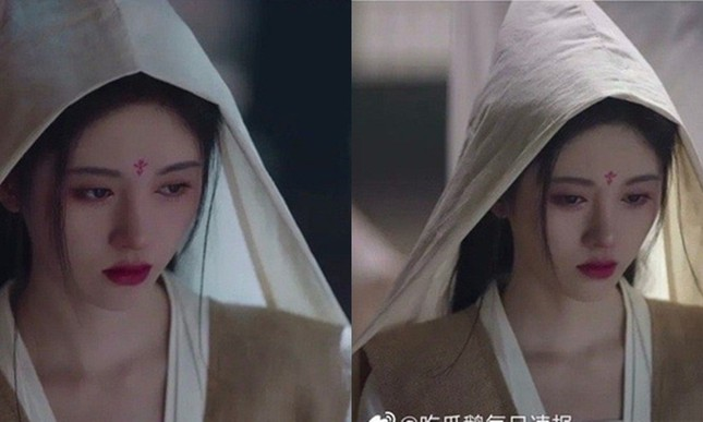 """Chỉ có thể là """"mỹ nữ 4000 năm"""" Cúc Tịnh Y: Đóng cảnh chịu tang mà ngỡ sắp dự tiệc! ảnh 4"""