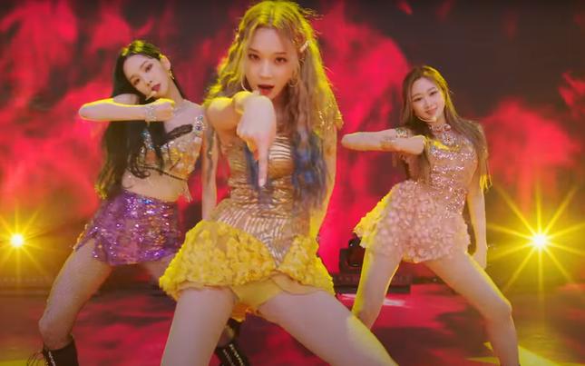 Điểm trừ cho stylist của aespa: Vừa giống BLACKPINK, vừa bê nguyên sai lầm của Red Velvet ảnh 7