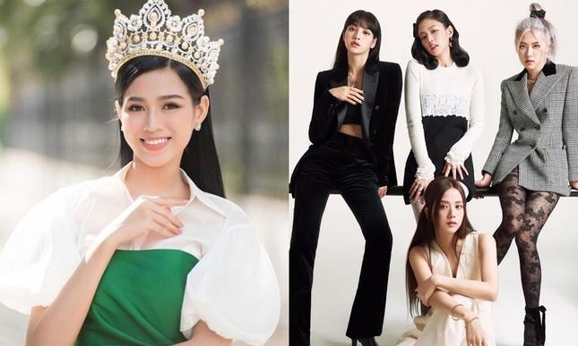Rất nhiều fan BLACKPINK đang quan tâm đặc biệt đến Hoa hậu Đỗ Thị Hà vì chi tiết này ảnh 2
