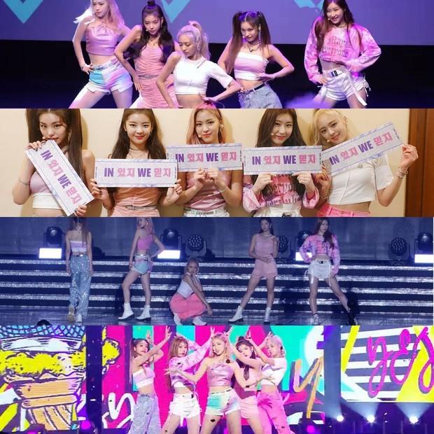 Mang tiếng idol công ty lớn mà ITZY còn ít quần áo hơn cả người thường là sao? ảnh 2