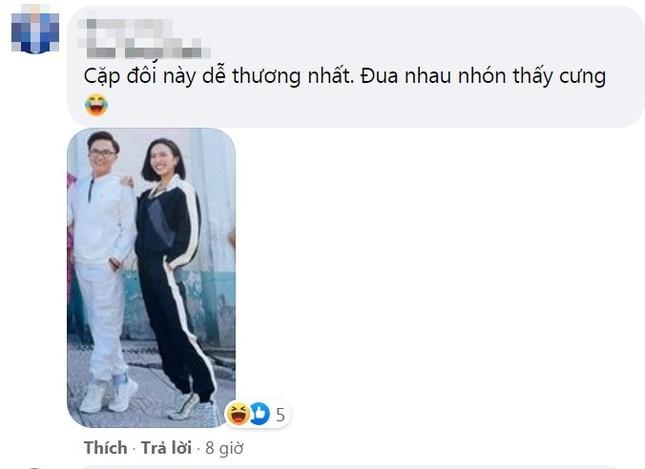 Hack dáng như Diệu Nhi: Chiều cao có hạn vẫn chẳng lo lép vế khi đi cạnh Hoa hậu Đỗ Thị Hà ảnh 5