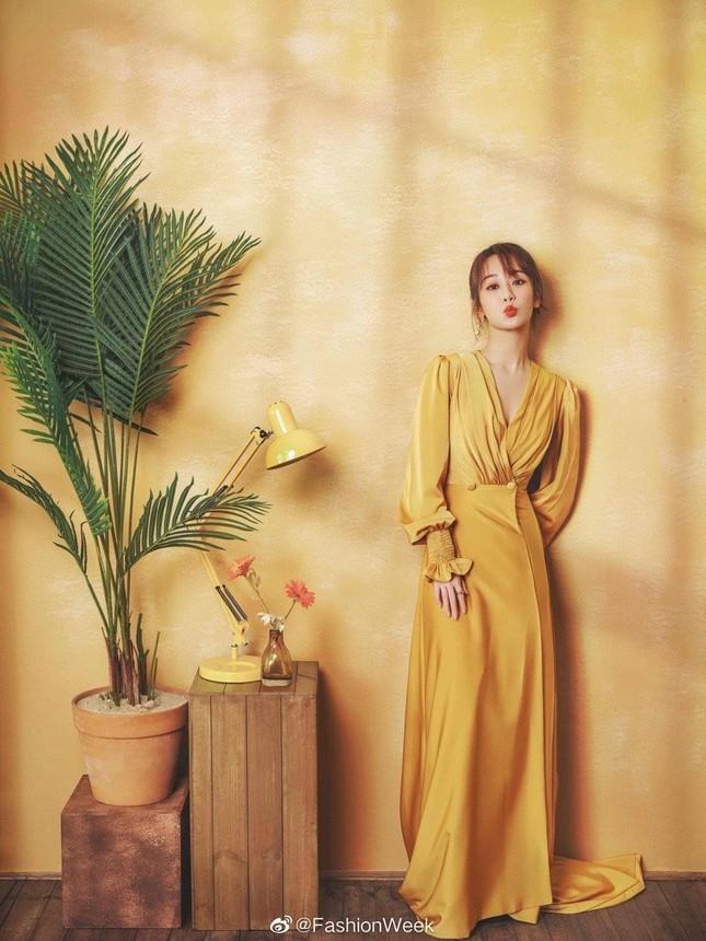 """Chưa rút kinh nghiệm sau váy Công Trí, Dương Tử lại tự """"dìm hàng"""" do chọn sai trang phục ảnh 7"""