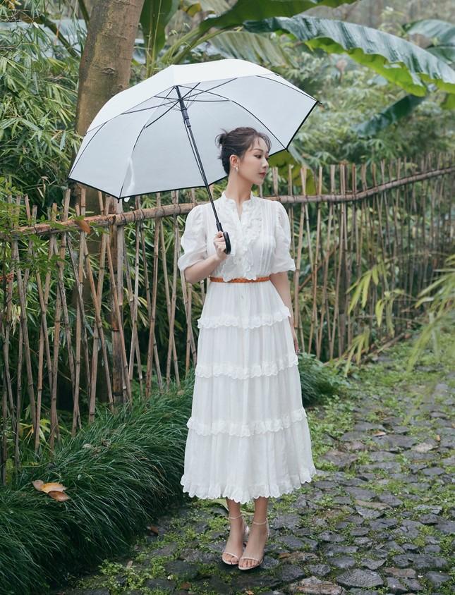 """Chưa rút kinh nghiệm sau váy Công Trí, Dương Tử lại tự """"dìm hàng"""" do chọn sai trang phục ảnh 6"""