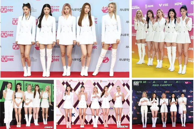 """Những màn lên đồ """"đi vào lòng đất"""" của stylist khiến idol K-Pop soi gương mà muốn khóc ảnh 4"""