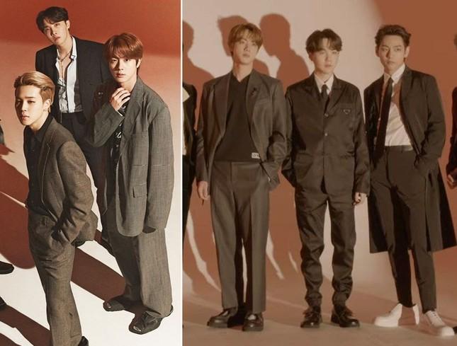 """Những màn lên đồ """"đi vào lòng đất"""" của stylist khiến idol K-Pop soi gương mà muốn khóc ảnh 2"""