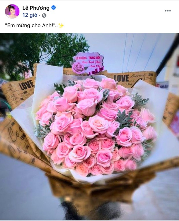 Làm điều này trong đám cưới tình cũ Quý Bình, Lê Phương khiến netizen sửng sốt ảnh 2