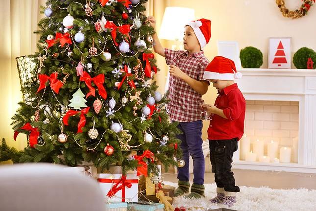 Thiên Thần Nhỏ 396: Làm sao để Giáng sinh thêm ấm áp, năm mới thêm tốt lành? ảnh 1