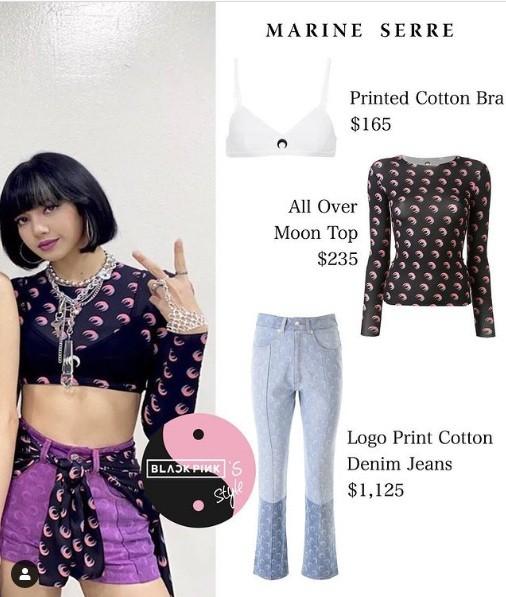 Nhìn Hyuna - E'Dawn với bộ đồ đôi nhức mắt, netizen càng thán phục stylist của BLACKPINK ảnh 5