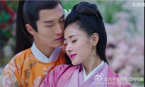 """""""Thái Tử Phi Thăng Chức Ký"""" nổi tiếng ở Trung Quốc nhưng lại bị yêu cầu ngừng chiếu ở Hàn ảnh 1"""