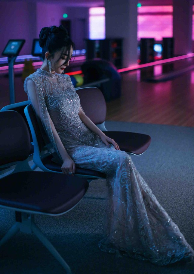 Sao nữ C-Biz đọ váy tại Tinh Quang Đại Thưởng: Ai cũng như tiên nữ giáng trần ảnh 6