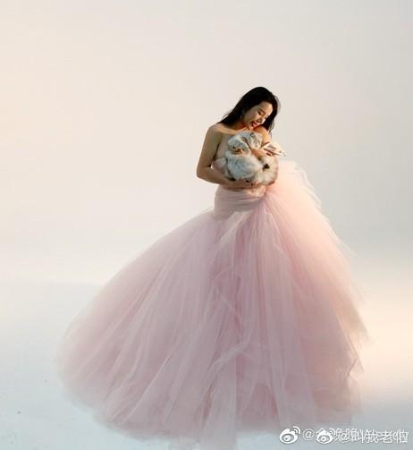"""Lai lịch gây sốc của chiếc váy hồng """"xa xỉ nhưng chẳng đẹp"""" mà Dương Mịch vừa diện ảnh 4"""