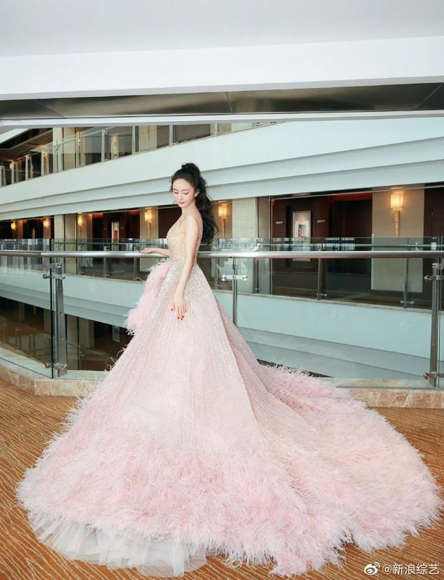 """Lai lịch gây sốc của chiếc váy hồng """"xa xỉ nhưng chẳng đẹp"""" mà Dương Mịch vừa diện ảnh 7"""