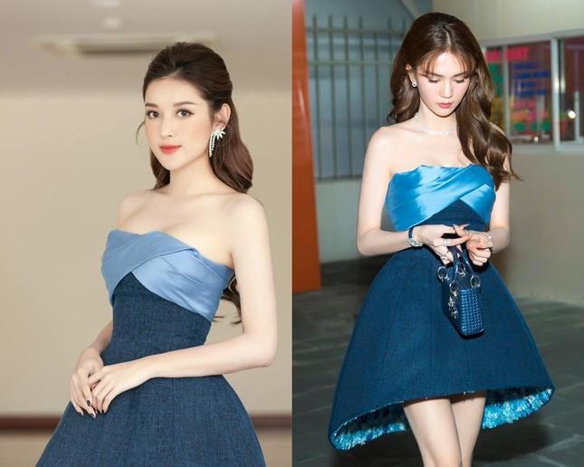 Bí quyết nào giúp Hoa hậu Đỗ Thị Hà, Tiểu Vy, Mỹ Linh chẳng ngại mặc đụng hàng? ảnh 2