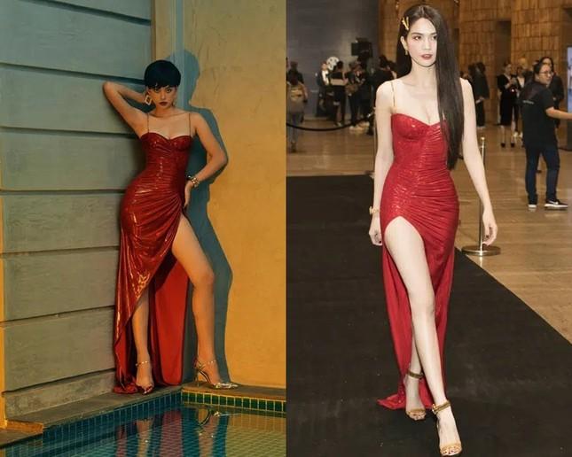 Bí quyết nào giúp Hoa hậu Đỗ Thị Hà, Tiểu Vy, Mỹ Linh chẳng ngại mặc đụng hàng? ảnh 6