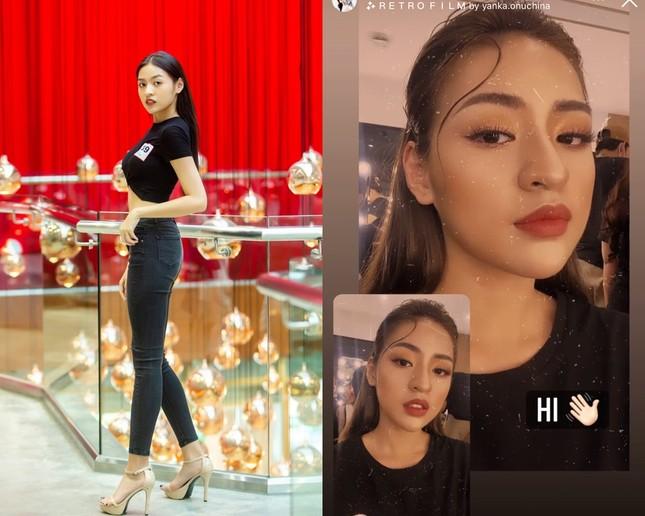"""Lần đầu đi catwalk, hotgirl """"Trứng rán cần mỡ"""" Trần Thanh Tâm đã gặp ngay tai nạn sàn diễn ảnh 4"""