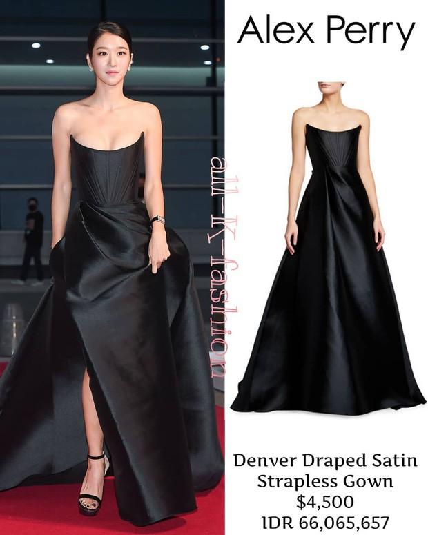 Sau Nam Em, hàng loạt mỹ nhân Việt bị nghi mặc váy nhái giống của Seo Ye Ji ảnh 2