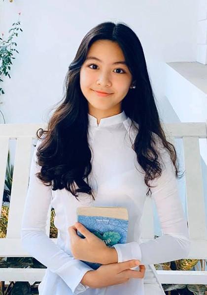 Con gái Quyền Linh trong ảnh không chỉnh sửa: Lớn lên không thi Hoa hậu thì quá phí! ảnh 5