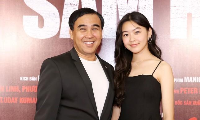 Con gái Quyền Linh trong ảnh không chỉnh sửa: Lớn lên không thi Hoa hậu thì quá phí! ảnh 2