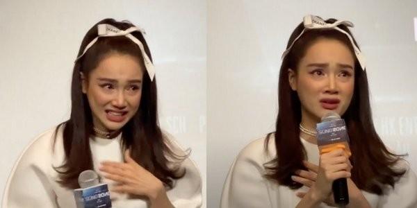 Bất ngờ với phản ứng của nhiều netizen trước màn bật khóc xin lỗi vì đến muộn của Nhã Phương ảnh 2