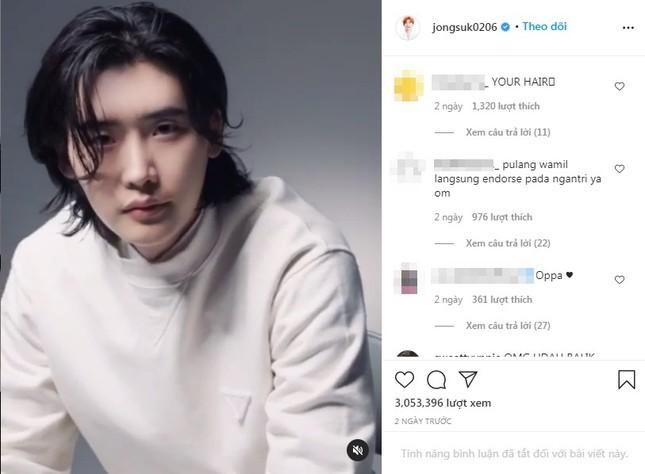 Lee Jong Suk bỗng dưng bị kéo vào bê bối của Trịnh Sảng, có khi nào vì đăng ảnh mặc đồ Prada? ảnh 5