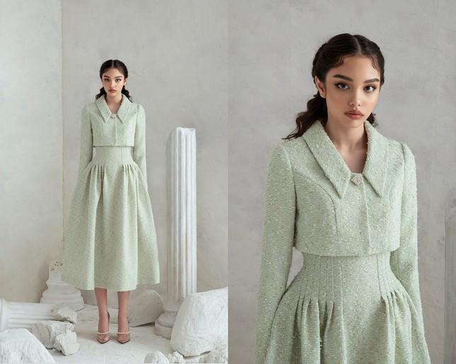 Ngạc nhiên chưa, fan Trung tặng Jennie váy của thương hiệu Việt và trông cực hợp dáng cô nàng ảnh 3