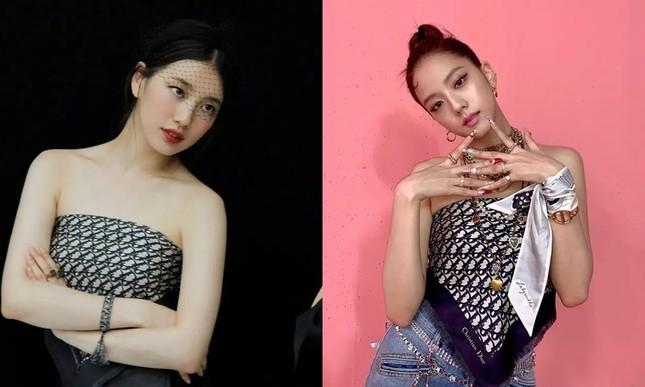 """Không hổ danh """"tình đầu quốc dân"""" của netizen Hàn, Suzy hễ đụng hàng lại được khen hết lời ảnh 3"""