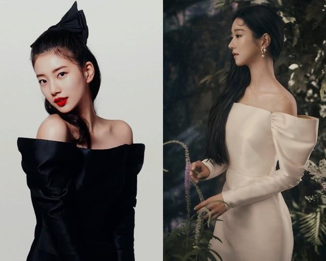 """Không hổ danh """"tình đầu quốc dân"""" của netizen Hàn, Suzy hễ đụng hàng lại được khen hết lời ảnh 2"""