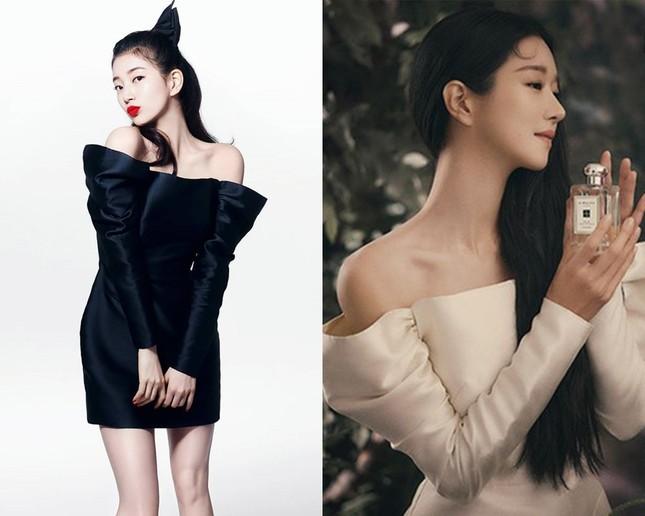 """Không hổ danh """"tình đầu quốc dân"""" của netizen Hàn, Suzy hễ đụng hàng lại được khen hết lời ảnh 1"""