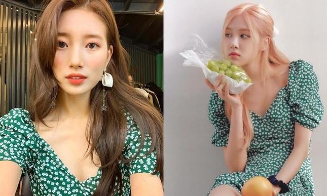 """Không hổ danh """"tình đầu quốc dân"""" của netizen Hàn, Suzy hễ đụng hàng lại được khen hết lời ảnh 4"""