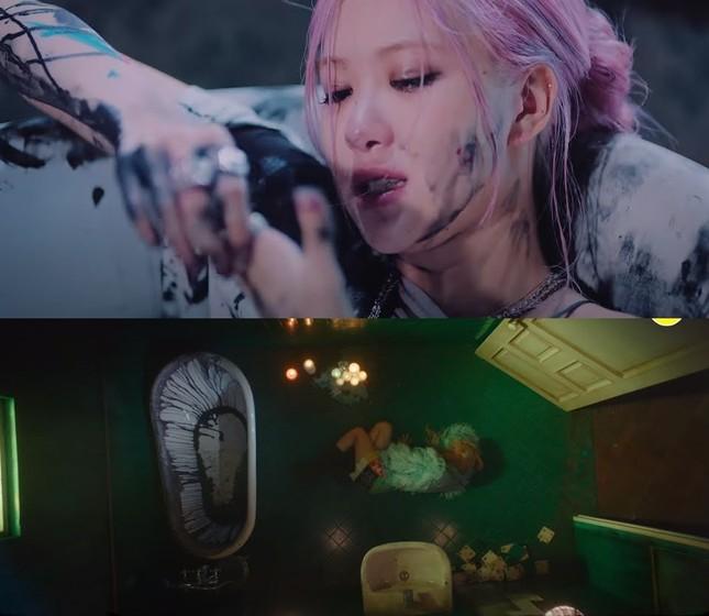 Chỉ 33 giây nhưng teaser riêng của Rosé cài cắm cực nhiều chi tiết liên quan tới BLACKPINK ảnh 2