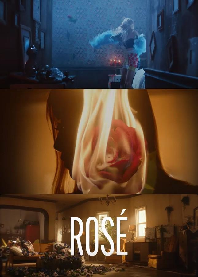 Chỉ 33 giây nhưng teaser riêng của Rosé cài cắm cực nhiều chi tiết liên quan tới BLACKPINK ảnh 6