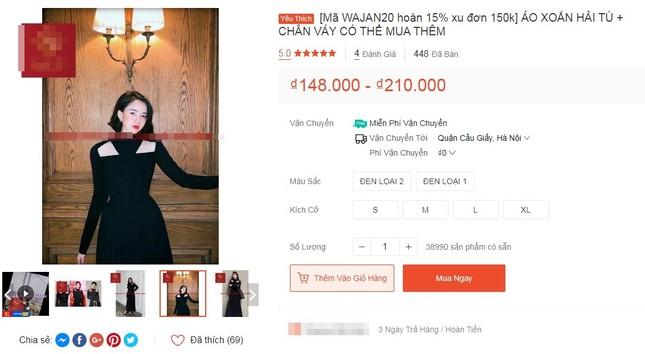 """Hoa hậu Tiểu Vy cắt tóc ngắn, diện chiếc váy """"quen quen"""" khiến netizen lại rộ lên so sánh ảnh 6"""