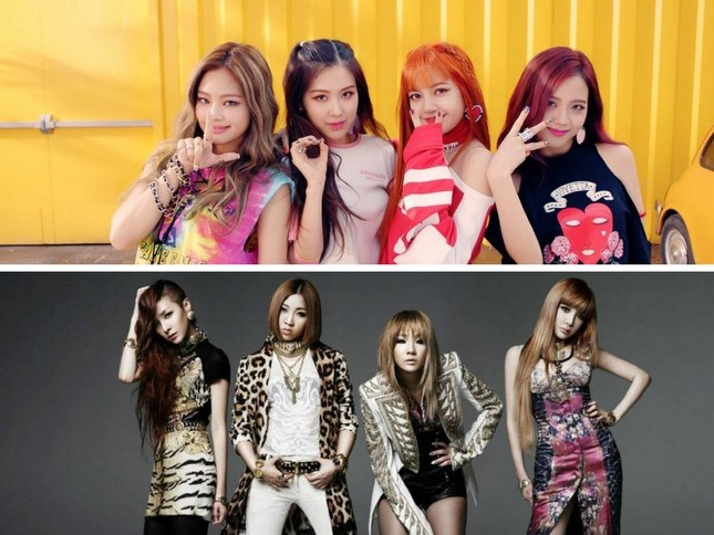 """Có thật sự ca khúc debut """"As If It's Your Last"""" của BLACKPINK vốn thuộc về đàn chị 2NE1? ảnh 1"""