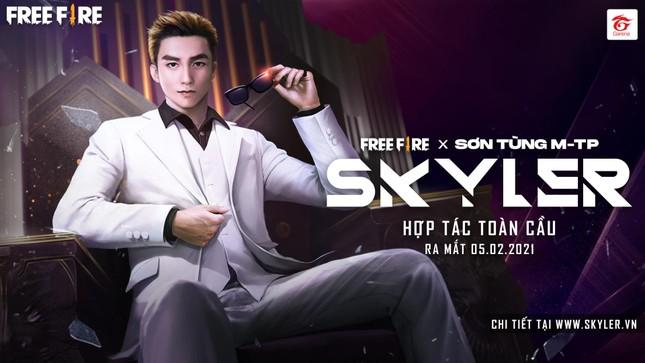 Skyler - Sơn Tùng M-TP phiên bản game đã chính thức xuất hiện!  ảnh 2