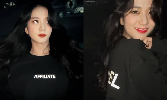 """Đăng video xoay người hất tóc cũng gây bão mạng, chỉ có thể là """"Idol đẹp như Hoa hậu"""" Jisoo! ảnh 1"""