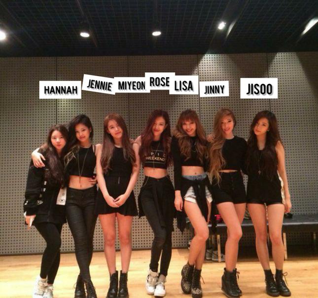 Miyeon, thành viên hụt của BLACKPINK bị netizen chỉ trích vì một lời nhắn nhủ dành cho Lisa ảnh 2