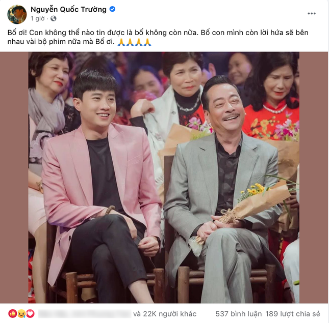 """Showbiz Việt và khán giả bàng hoàng khi biết tin """"Người Phán Xử"""" Hoàng Dũng qua đời ảnh 7"""