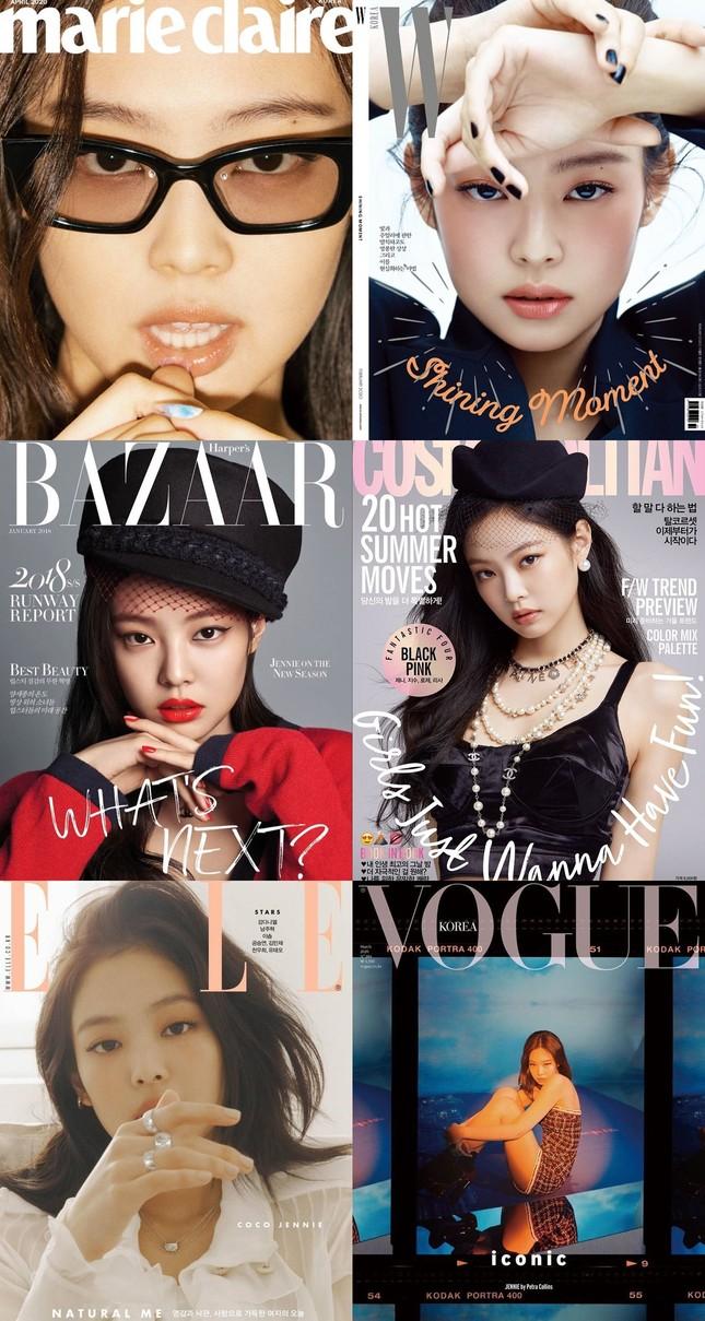 """Đặt 3 nữ idol mở khóa """"lục đại tạp chí"""" lên bàn cân: BLACKPINK có vượt qua được Suzy? ảnh 2"""