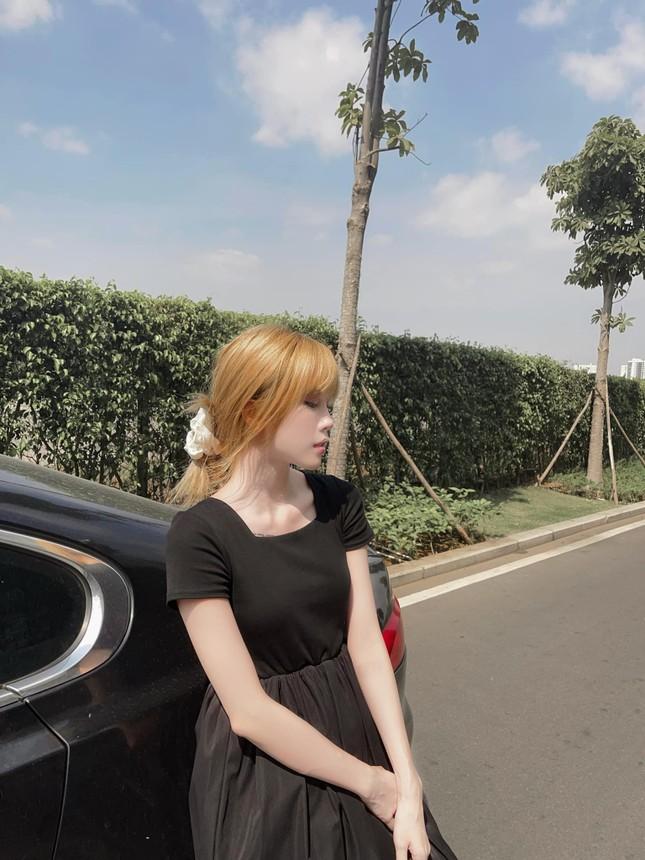 Valentine đầu tiên sau nghi vấn chia tay Sơn Tùng M-TP, Thiều Bảo Trâm xuất hiện với diện mạo khác lạ ảnh 4
