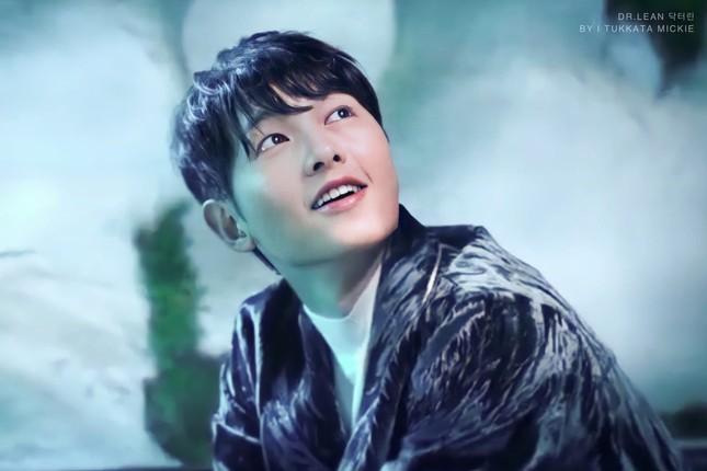 Song Joong Ki làm điều không ai ngờ trên mạng xã hội, liệu có liên quan gì tới vợ cũ? ảnh 1