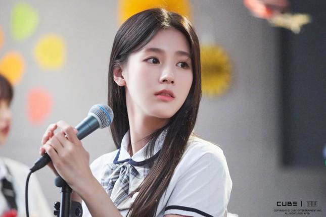 Không chỉ là thành viên hụt của BLACKPINK, ai mà ngờ Miyeon còn từng bị (G)I-DLE từ chối ảnh 3