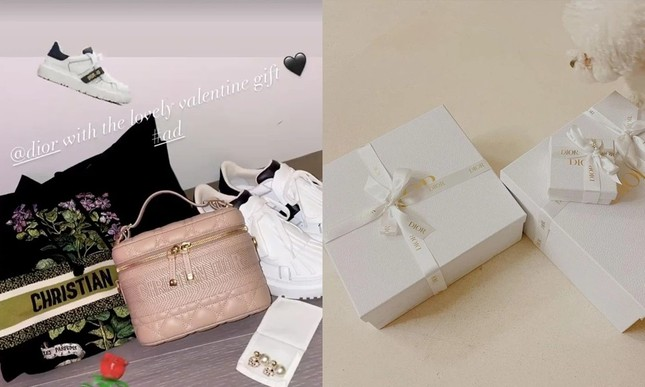"""Đọ quà tặng Dior gửi tới hai """"nàng thơ"""" Suzy và Jisoo BLACKPINK: Ai nhận được đồ """"xịn"""" hơn? ảnh 1"""
