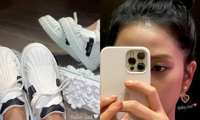 """Đọ quà tặng Dior gửi tới hai """"nàng thơ"""" Suzy và Jisoo BLACKPINK: Ai nhận được đồ """"xịn"""" hơn? ảnh 3"""