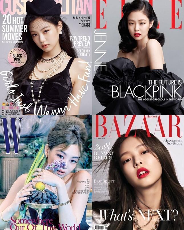 Jennie khoe tạo hình chưa từng thử nghiệm trước đây khiến netizen sốc nặng vì quá khác biệt ảnh 4
