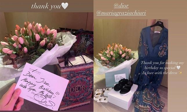 """Đọ quà tặng Dior gửi tới hai """"nàng thơ"""" Suzy và Jisoo BLACKPINK: Ai nhận được đồ """"xịn"""" hơn? ảnh 8"""