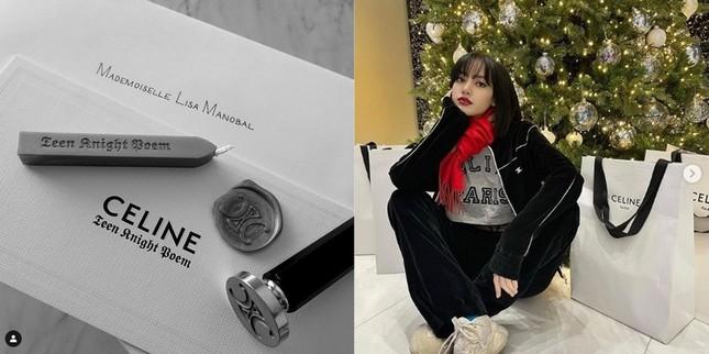 Netizen một lần nữa bái phục stylist BLACKPINK: Phối đồ đã khéo, còn quảng cáo cao tay ảnh 7