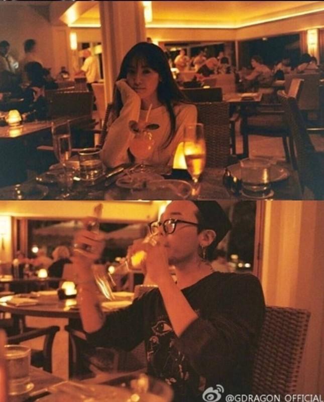 Trong số 3 bạn gái của G-Dragon mà Dispatch tiết lộ, Jennie có đỉnh nhất cả sắc lẫn tài? ảnh 3