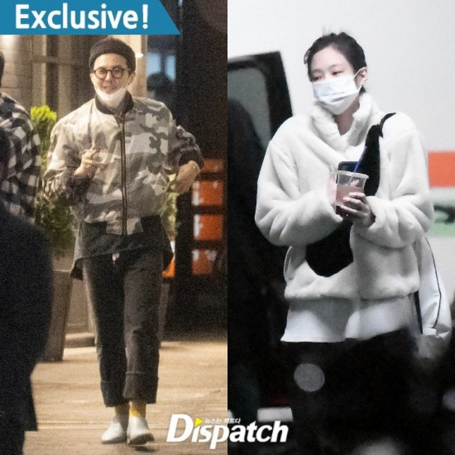 Trong số 3 bạn gái của G-Dragon mà Dispatch tiết lộ, Jennie có đỉnh nhất cả sắc lẫn tài? ảnh 6