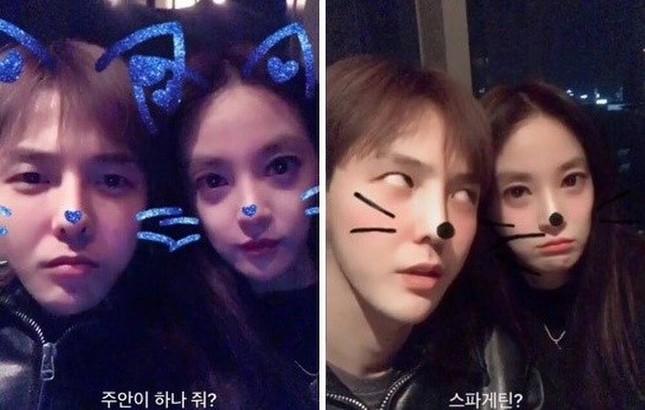 Trong số 3 bạn gái của G-Dragon mà Dispatch tiết lộ, Jennie có đỉnh nhất cả sắc lẫn tài? ảnh 4