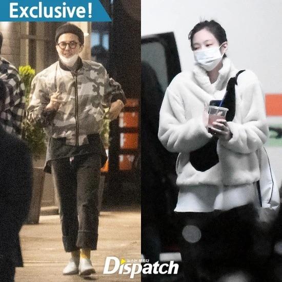 Những màn phản hồi tin đồn siêu mặn mòi của YG Ent: G-Dragon và Jennie có là số 1? ảnh 1